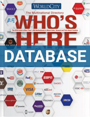 Who's Here 2016 Database