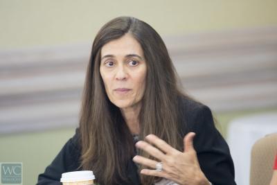 Marta Ramirez, regional HR director for the Americas for Geodis Wilson USA