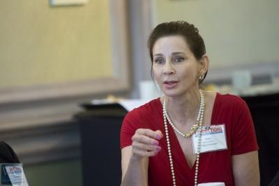 Sara Baker, Citrix Systems senior HR business partner for the Americas
