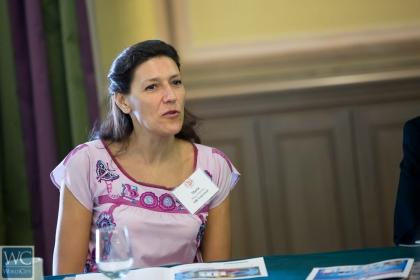 Maria Sanchez, senior vice president for Latin America for broadcast company NBC Universal.