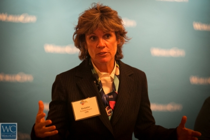 Romaine Seguin, president of cargo company UPS Americas