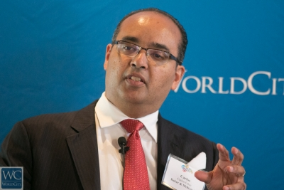 Carlos Felce, chairman of the Latin America employment and labor practice group for law firm Baker & McKenzie.