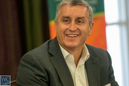 Ricardo Ramirez, HR director for the Caribbean and Central America for PepsiCo.