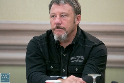 Sean Cummings, vice president and managing director for Latin America at Harley-Davidson Motor Co.