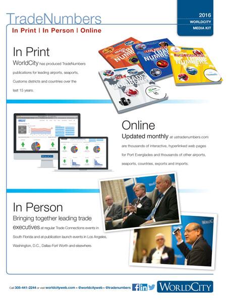 WorldCity TradeNumbers Media Kit