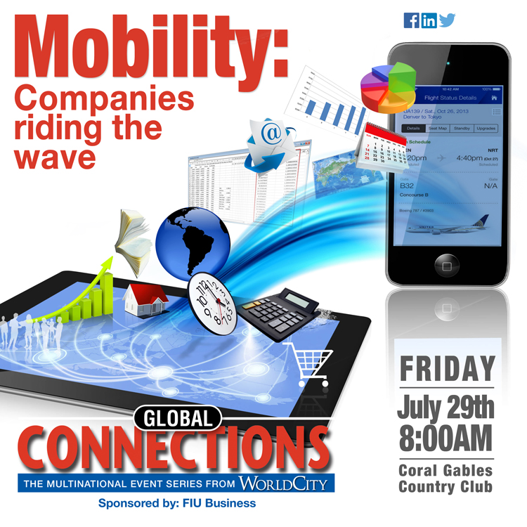 Global Connections: Mobility: Companies Riding the Wave ...