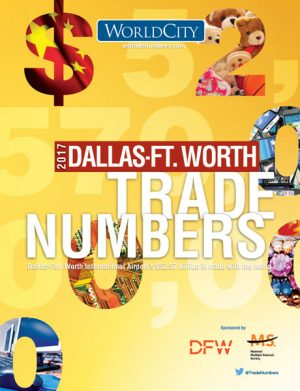 Dallas-Fort Worth TradeNumbers 2017