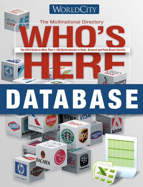 Who's Here Database