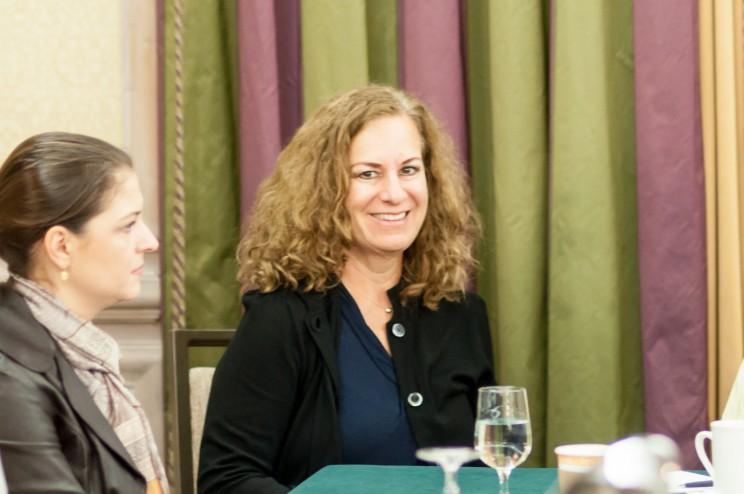 Maria Vill-LLoch of Welch-Allyn.
