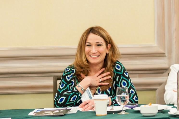 Jenny Schaffer, attorney for HR at UPS.