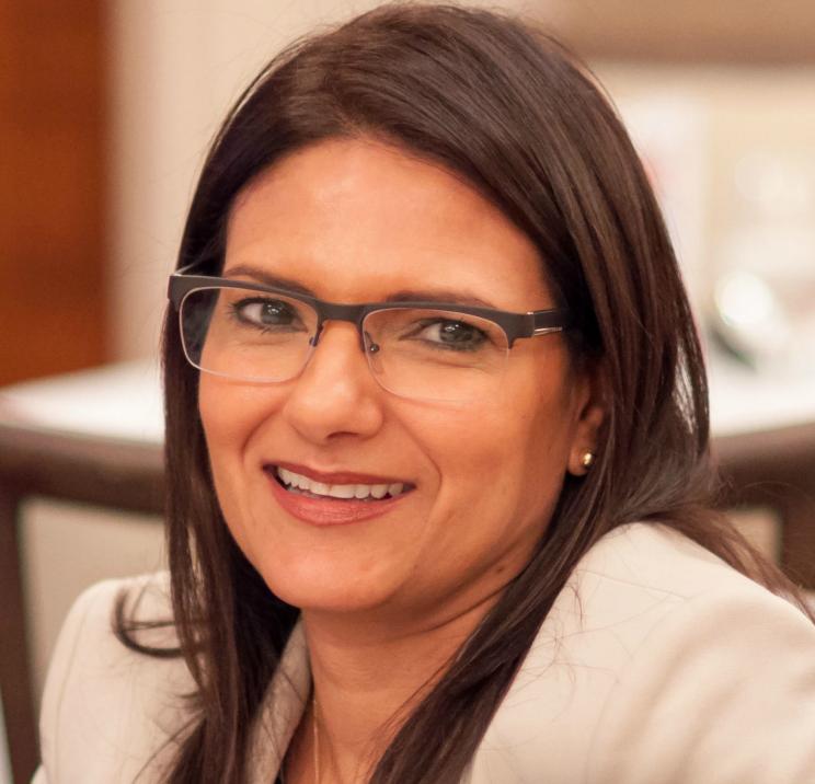 Head of Luxury Program at FIU: Rosangel Quintero.