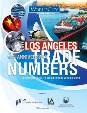 Los Angeles Trade Numbers 2016
