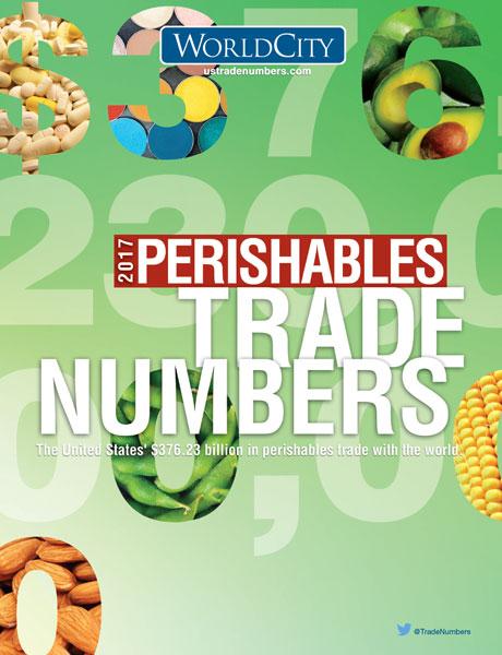 TradeNumbers Perishables 2017