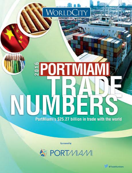 TradeNumbers Port Miami 2016