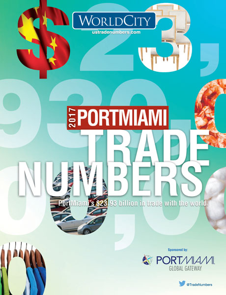 TradeNumbers PortMiami 2017