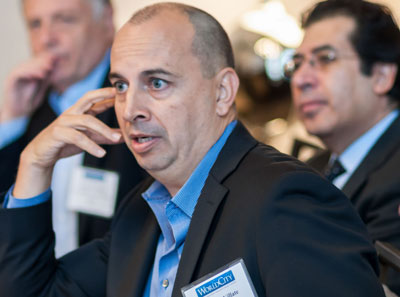IDC's Ricardo Villate spoke about still-developing e-commerce penetration in Latin America.