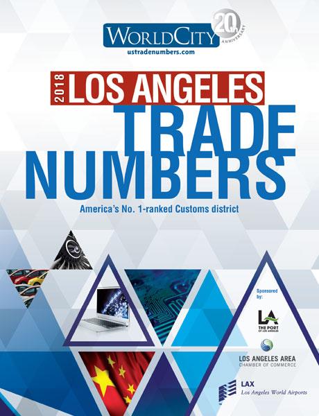WC Los Angeles TradeNumbers