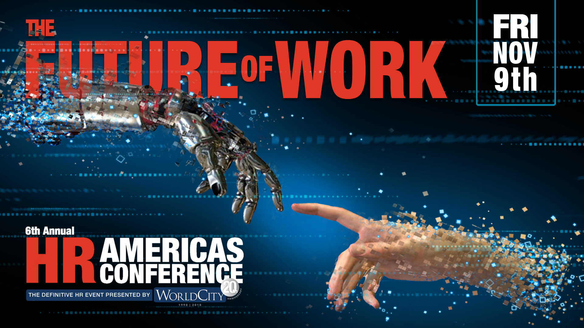 HR Americas - The Future of Work