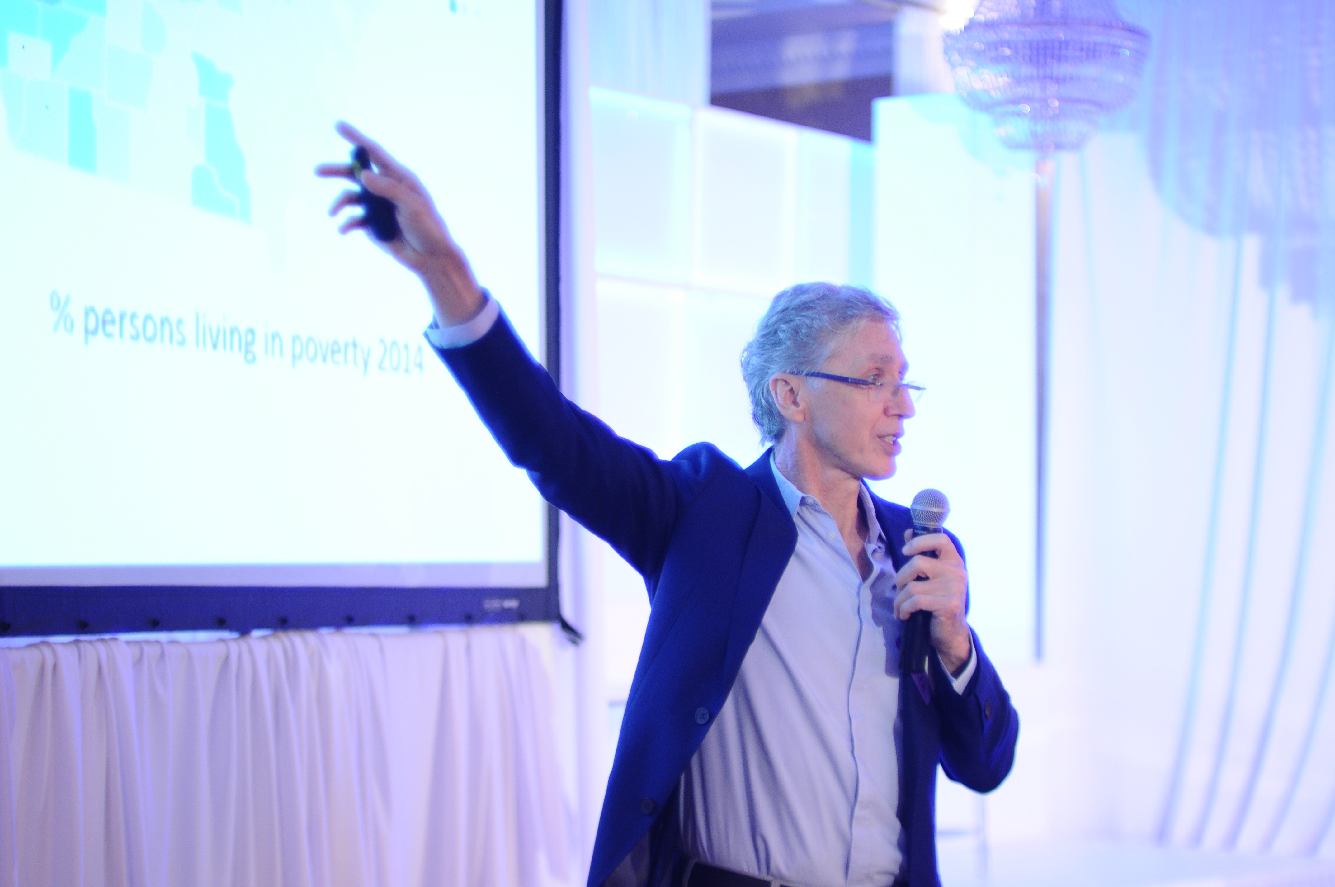 Speaking at Future Forum